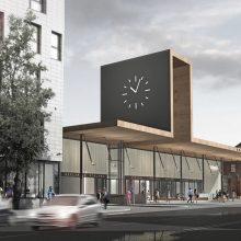 Kaip atrodys rekonstruota Kauno autobusų stotis?
