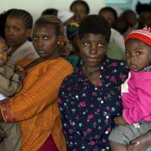 """Tanzanijoje 32 vyrai sudegino penkias """"raganas"""""""