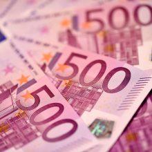 Iš neužrakintų namų čigonės pavogė beveik 13 tūkst. eurų