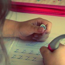Z kartos testas: kokia tėvų įtaka vaiko mokslams?