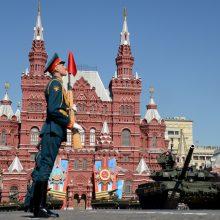 Seime – konferencija apie Rusijos grėsmes