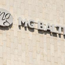 """Teismas atmetė """"MG Baltic"""" prašymą: bylos prieš VSD nebus"""