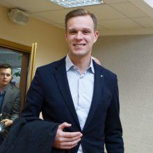 """G. Landsbergis: gresia netgi """"valstiečių"""" frakcijos skilimas"""