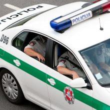 Vilniaus centre nužudytas vyras