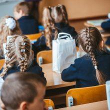 Į Vilniaus mokyklas netelpa pirmokai ir priešmokyklinukai