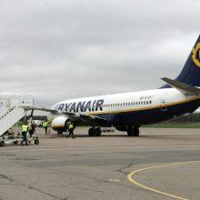 """Iš Kauno į Izraelį skridęs """"Ryanair"""" orlaivis turėjo nusileisti Sofijoje"""