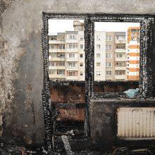 Šilainių gaisro organizatorius grąžinamas į Lietuvą