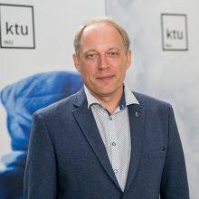 Naujasis KTU rektorius: vieno universiteto idėja Kaune man artima
