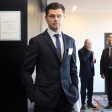 T. Danilevičius išrinktas Lietuvos futbolo federacijos prezidentu
