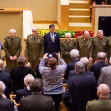 Dėl šmeižto apie Lietuvos partizanus konservatoriai kreipėsi į teisėsaugą