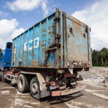 Seimas spręs dėl baudų už atliekų įvežimą į Lietuvą