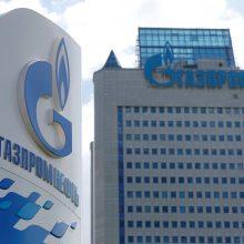 """V. Putino antros eilės sūnėnas deleguojamas į """"Gazprom"""" valdybą"""