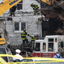 Merilande per namo gaisrą žuvo šeši vaikai