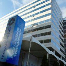 Lietuvoje darbą pradeda Tarptautinio valiutos fondo misija