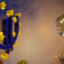Lietuva ragins ES neskubėti priimti naujo biudžeto