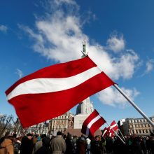Lietuva mini Latvijos nepriklausomybės šimtmetį