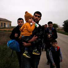 Į Lietuvą bus perkelti dar keturi pabėgėliai iš Turkijos