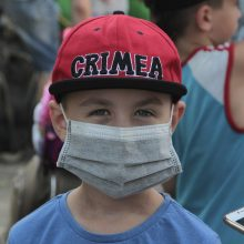 Kryme dėl teršalų nuotėkio chemijos gamykloje evakuoti tūkstančiai žmonių