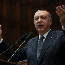 Turkijoje – vėl abejonės dėl ES