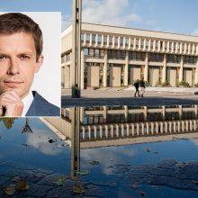 A. Tapinas po žinios apie M. Basčio pasitraukimą: protestas neatšaukiamas