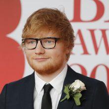 2018-aisiais E. Sheeranas uždirbo daugiau nei bet kuris kitas atlikėjas