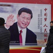 Kinijos prezidento visagalybė: kiek tai tęsis?
