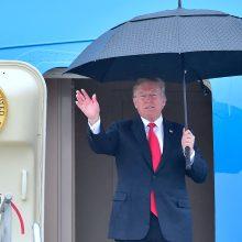 Kokia yra chaotiškos D. Trumpo pertvarkos kaina?
