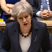 Britanija apkaltino Rusiją apnuodijus S. Skripalį: išsiųs 23 diplomatus