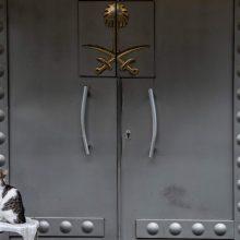 Dingęs arabų žurnalistas – sostų karų auka?