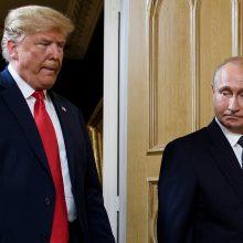 JAV rengia naujas sankcijas Rusijai