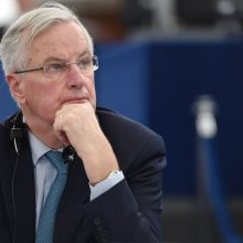"""ES derybininkas: """"Brexit"""" be susitarimo rizika dar niekada nebuvo tokia didelė"""