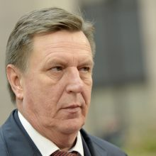 Latvijos premjeras paaiškins ES lyderiams situaciją šalies finansų sektoriuje