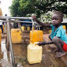 Pietų Sudane per nevykusią skiepijimo kampaniją mirė 15 vaikų