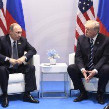 Rusija reikalauja JAV grąžinti du diplomatinius objektus