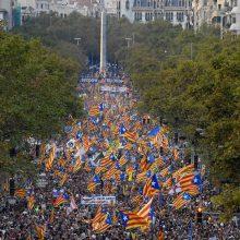 Prancūzijos katalonai siūlosi priimti Katalonijos vyriausybę tremtyje