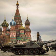 Ekspertai: Rusija išsaugo pranašumą prieš NATO Baltijos jūros regione