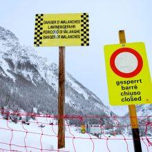 Šiemet Alpės – pavojingos kaip niekada