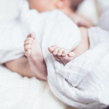 Kauno medikams dėl smegenų sukrėtimo pristatytas kūdikis
