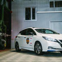 Greitas elektromobilių įkrovimas – ne už kalnų