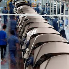 Kinijos automobilių gamintojai užkariauja Europos ir JAV rinkas