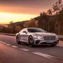 """""""Bentley"""" Ženevoje pristatė hibridinę """"Bentayga"""" versiją"""