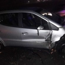 Neblaiviam vairuotojui sunkiai sekėsi rasti įvažiavimą į automagistralę