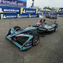 Automobilių sporto pasauliui – elektrošokas