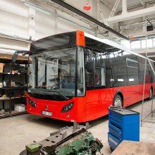 Kauno viešasis transportas keliasi į naują lygį