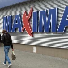 """""""Maximos"""" parduotuvės per didžiąsias šventes dirbs žymiai trumpiau"""