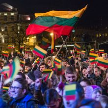 Pusė šalies gyventojų nepatenkinti demokratija Lietuvoje