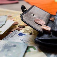 Apklausa: 40 proc. gyventojų sako, kad jų finansinė padėtis gerėja