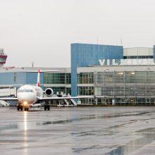 Vilniaus oro uosto plėtra kelia nerimą kaimynams