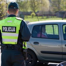 Policiją ant kojų sukėlęs vaikinas grįžo namo