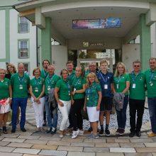 Po medikų pergalių tenso aikštyne – istorinis paskyrimas Lietuvai